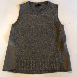 Banana Republic Grey Sweater Vest size S